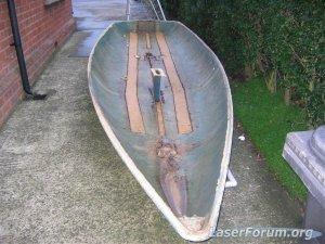 Few S New To Me Laser Needs Some Work Sailingforums Com