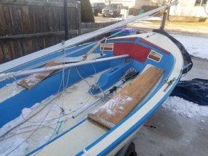 Thinking of purchasing a Hobie Holder 14 | SailingForums com