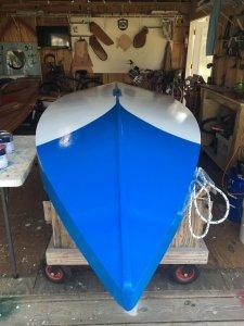 1963 Alcort Wooden Sunfish CHIP Restoration | SailingForums com