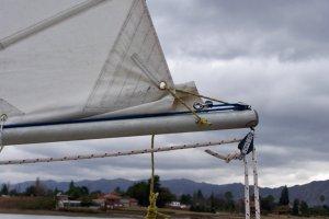 Question on Reefing (Reducing Main Sail) | SailingForums com